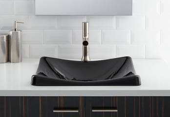 Kohler DemiLav® Wading Pool® Cast Iron sink  K-2833-7