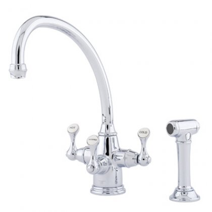 Rohl Traditional Etruscan U1520LSEB2