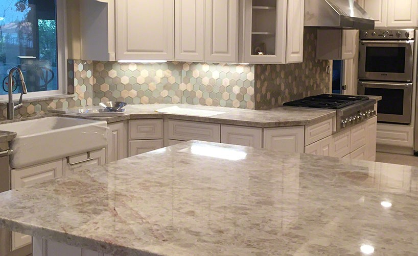Custom Marble Countertops in Grain Valley, MO - Gaumats International, LLC